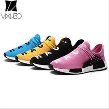 VIXLEO Tenis Designer Men Shoes Casual Mesh Luxury Breathable Unisex shoes Human Race Trainers Slip on Krasovki size 35-47