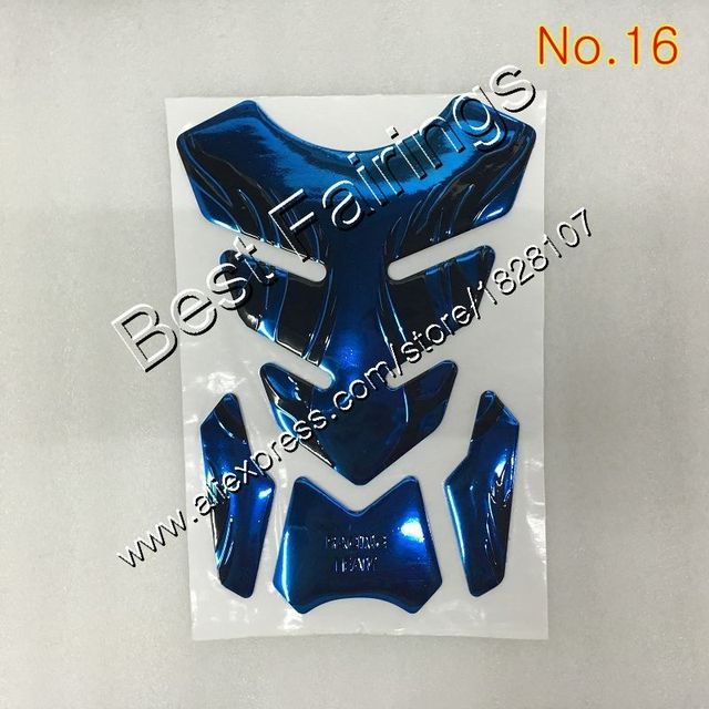 Protector de dep/ósito adhesivo resinado compatible con R1200 GS 2004-2007 TANK PAD PROTECTIVE 3D R1200GS R 1200