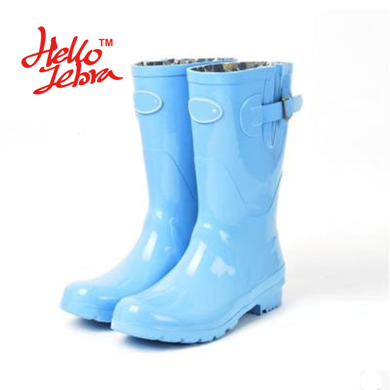 Popular Rain Boots Ladies-Buy Cheap Rain Boots Ladies lots from ...