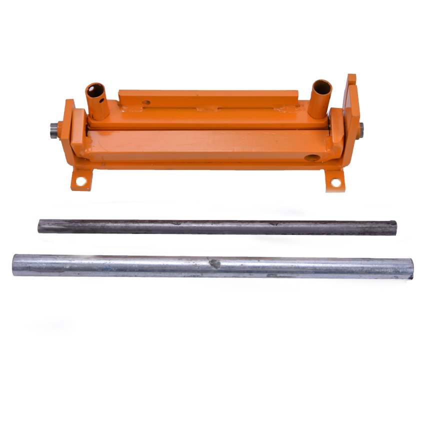 1pc  New manual sheet metal iron aluminum copper plate bending machine Bending Machinery     - title=