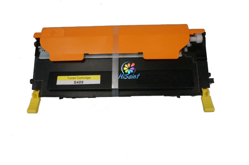 ФОТО Compatible Color laser toner cartridge ceramic toner For CLT-409S CLP-315 CLX-3175 3175FN for BK Y C M