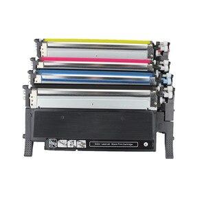 Image 2 - Cartouches de toner compatibles pour samsung 406s k406s CLT 406S CLT K406S C406S Y406S CLP 360 365w 366W CLX 3305, C460FW 3306FN 3305W