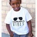 Novatx бренд мальчик майка 2017 новые летние футболки дети мода футболки белые вершины мальчиков одежда хлопка детей одежда