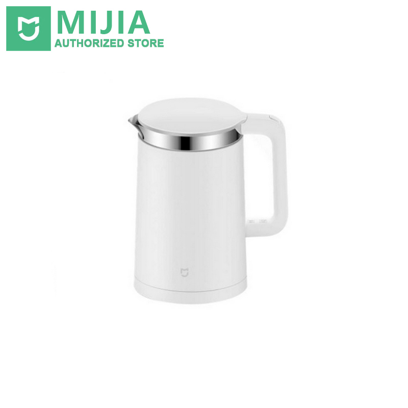 Original Xiaomi Mijia Thermostatic Electric Kettles 1.5L 12 Hours Thermostat kettle Smart Control by Mobile Phone App
