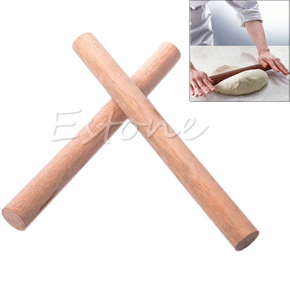 how to prepare a new wooden rolling pin