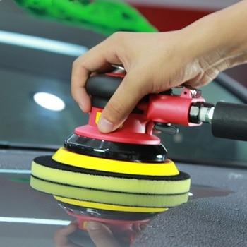 Car Washing Magic Clay Bar Pad Car paint Care Buff Pad Polishing Pad Magic Clay Polish Sponge Wax Round Cleaning Pad Car Wash