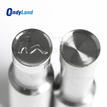 CandyLand Girl Milk Tablet Die 3D Punch Press Mold Candy Punching Die Custom Logo Calcium Tablet Punch Die For TDP5 Machine