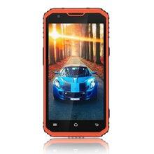 "Original Kcosit K2 IP68 Robuste, Wasserdichte Telefon Staubdicht Schlanke Handy Quad Core 5,0 ""HD 1280X720 GPS 2 GB RAM 4G lte 4500 mAH"