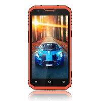 Original Kcosit K2 IP68 Rugged Waterproof Phone Dustproof Slim Cell Phone Quad Core 5.0 HD 1280X720 GPS 2GB RAM 4G lte 4500mAH