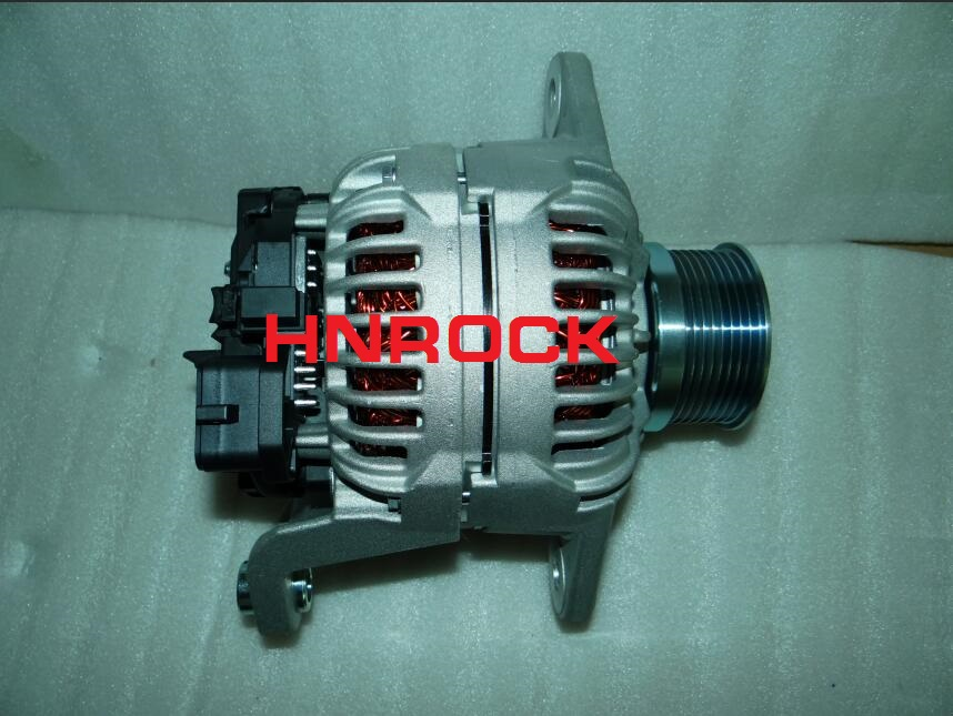 FOR VOLVO EXCAVATOR EC210B EC240B ALTERNATOR 24V 80A 10PK