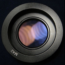 10pcs עדשת מתאם טבעת עבור M42 עדשת ניקון הר מתאם עם אינסוף פוקוס זכוכית עבור ניקון DSLR מצלמה d80 D90 D700 D5000