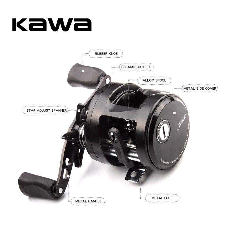 X300/301 Bearing Reel Bait
