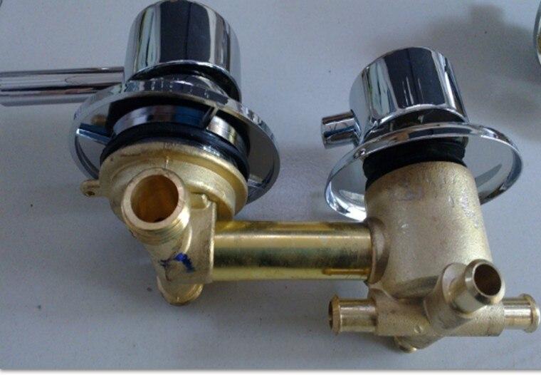 Mitigeur de douche de bain livraison gratuite accessoires de salle de douche/robinet de douche modèle-CY-303