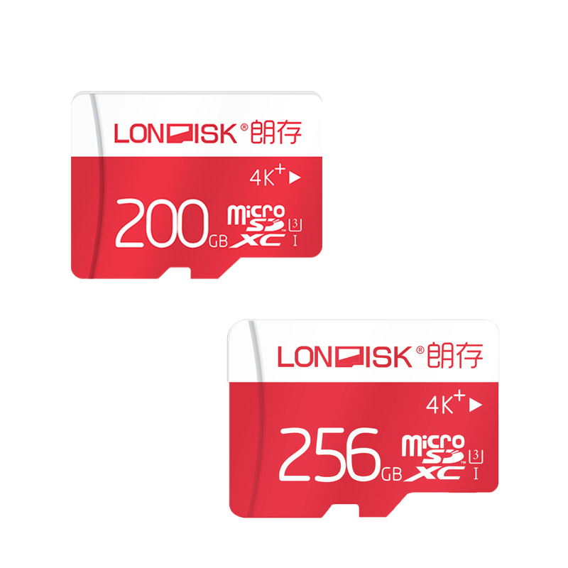 Londisk New Arrival 200GB 256GB Memory Card Micro SD Card 200GB Flash Cards SDXC Microsd UHS