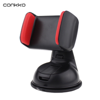 Car Mobile Phone Holder Stand Smart Phone Universal Support 360 Degree Adjustable Silicone Sucker Phone Stand