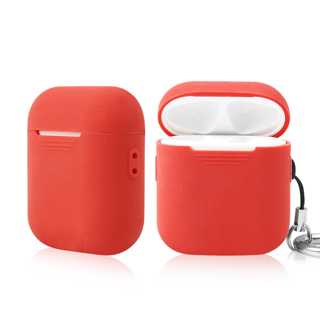 online store 8675d 97605 US $3.49 30% OFF|Aliexpress.com : Buy SIKAI For Apple AirPods Case Silicone  Sleeve Skin For AirPods Case Cover With Anti lost Lanyard Funda For Air ...