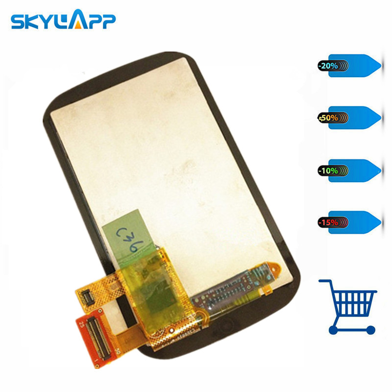 Skylarpu 3 inch LCD screen for GARMIN Edge Explore 1000 bicycle GPS display Screen with Touch screen digitizer replacement original complete lcd screen for garmin edge 1000 bicycle gps lcd display screen with touch screen digitizer repair replacement