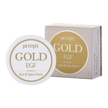PETITFEE Gold amp EGF Eye amp Spot Patch (maska na oczy 60 sztuk Spot Patch 30 sztuk) złota maska kolagenowa na oczy maska na oczy trądzik Patch Korea kosmetyki tanie i dobre opinie Jedna jednostka Unisex KR (pochodzenie) Do oczu Gold ingredients EGF ( Eye mask 60pcs Spot Patch 30pcs ) Przeciw obrzękom