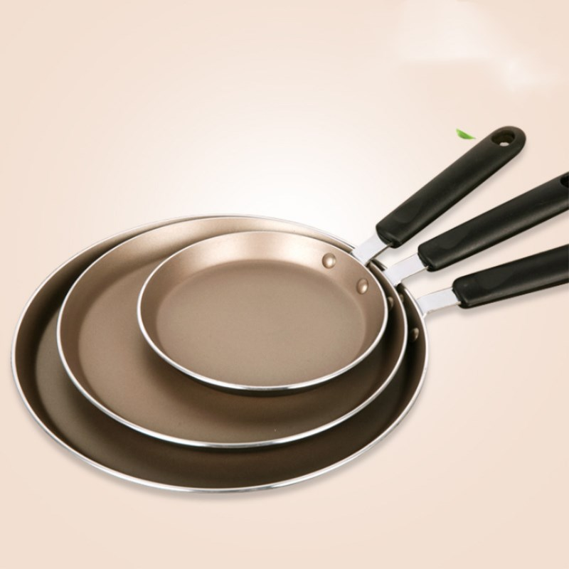 Layers Pot Cake Pan Shabu Pan Non-stick Frying Pan Round Nonstick Pan Frying Pot Electric Fire Baking Tools French Baking