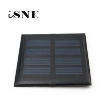 2V 100mA 0.2Watt Solar Panel Standard Epoxy Polycrystalline Silicon DIY Battery Power Charge Module Mini Solar Cell toy