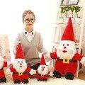 Специальное Предложение Оптовая Санта Рождественский Подарок Куклу Плюшевые Игрушки И Подарки 2016