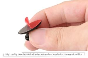 Image 4 - 8 PCS Car Charger สาย Clamp Clamp หูฟัง/USB Cable Car Clip สำหรับ Skoda Rapid Octavia A2 A5 ฿ a7 Yeti Fabia Scout kodiaq