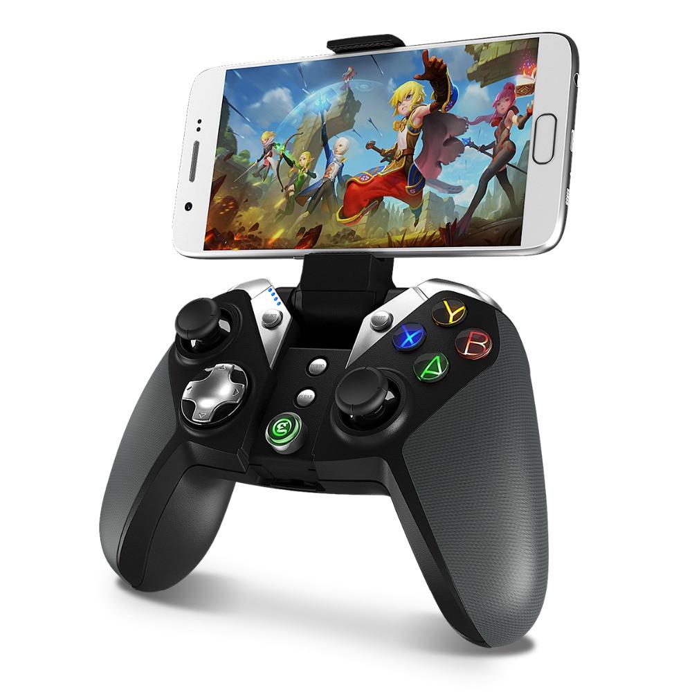 GameSir G4 Top Gamepad Bluetooth spēļu kontrolieris Wireless 4.0 - Spēles un aksesuāri - Foto 4