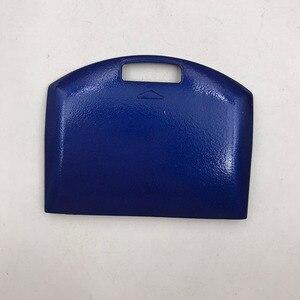 Image 5 - Dla PSP 1001 1000 1002 1003 1004 tłuszczu Phat pokrywa baterii drzwi dla PSP1000 konsoli