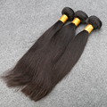 Grade 7A Indian virgin hair straight Cheap unprocessed Indian hair 3 bundles virgin Indian hair straight 100g bundles DHL Free
