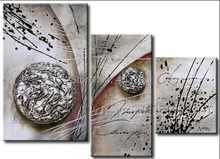 MODERN ABSTRACT HUGE LARGE CANVAS ART OIL PAINTING  abstract impression paintings no framed