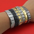 2017 New 11 Style Fashion Jewelry 10/20/80/120 Germanium 316L Stainless Steel Energy Bracelet Bangle For Man Women Free Shipping
