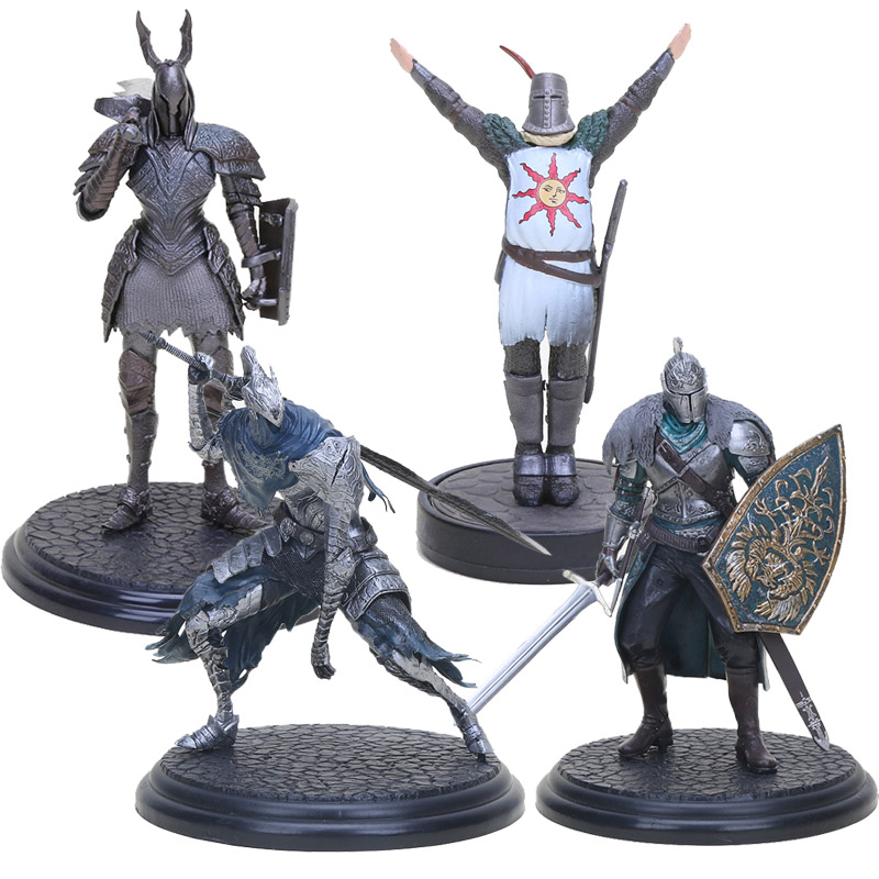 Dark Souls figure toy DXF Faraam Knight Figure Artorias The Abysswalker Dark Souls PVC Action Figures Collectible Model Toy