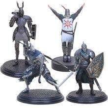 Dark souls figura brinquedo dxf faraam cavaleiro figura artorias o abisswalker almas escuras figuras de ação pvc collectible modelo brinquedo
