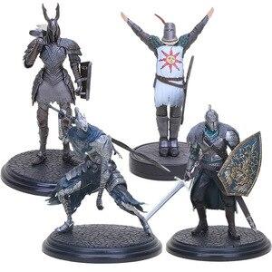 Image 1 - Dark souls figura brinquedo dxf faraam cavaleiro figura artorias o abisswalker almas escuras figuras de ação pvc collectible modelo brinquedo