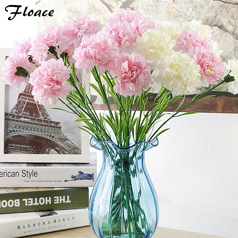 Floace artificial flowers single silk flower artificial Artificial flower decoration for home