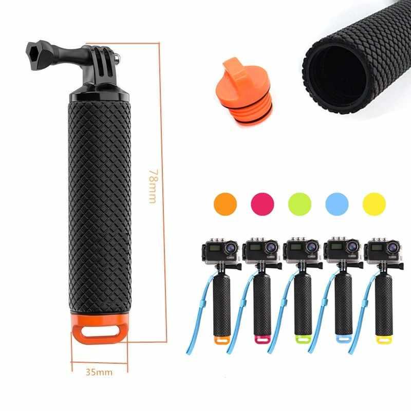 Waterproof Floating Hand Grip For GoPro Camera Hero 7 Session Hero 6 5 4 3+ 2 Water Sport Action Cameras Handler accessories