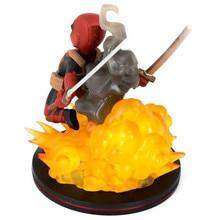 Deadpool Battle Fire Action Figure