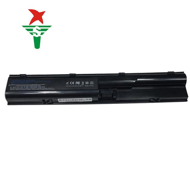 5200 mah 6 células bateria do portátil para notebook hp probook 4330 s 4340 s 4331 s 4430 s 4530 s 4545 s 3icr19/66-2 633733-1a1 633733-321 dns