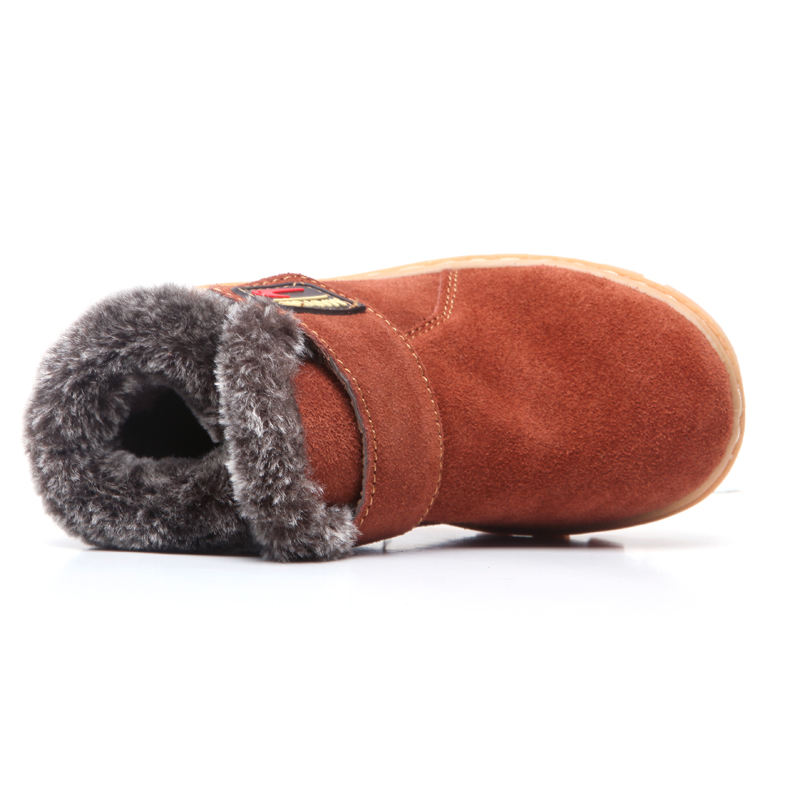 Xemonale-Children-Boots-Boys-Girls-Winter-Snow-Boots-Plush-Lined-Cow-Leather-Waterproof-Baby-Shoes-Kids-Martin-Sneakers-Oxford-2