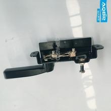 Auto części zamienne części wewnętrzne blokada drzwi osłona ochronna 6305140R001 dla JAC sunray tylne lewe drzwi zamek i klamka do drzwi tanie tanio Plastikowe