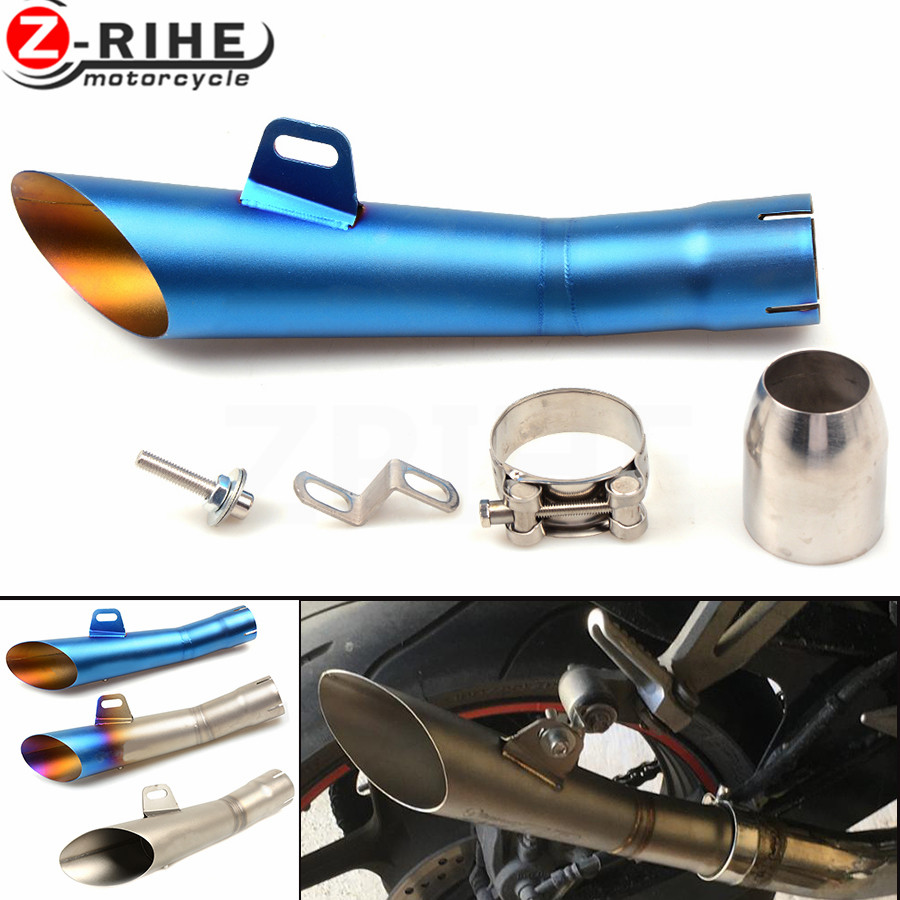 for Universal 36-51mm Motorcycle Accessories cnc Exhaust Stainless Steel Motorbike Exhaust Pipe For YAMAHA TDM900 TDM 900 2002-2 for universal 36 51mm motorcycle accessories cnc exhaust stainless steel motorbike exhaust pipe for yamaha fz6 fazer fz6r fz8 mt