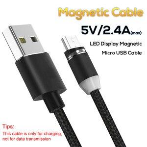 Image 5 - Acgicea Magnetische Kabel Micro usb Typ C Schnelle Lade Microusb Typ C Magnet Ladegerät Draht USB C Für iPhone 11 Pro X Xr USB Kabel