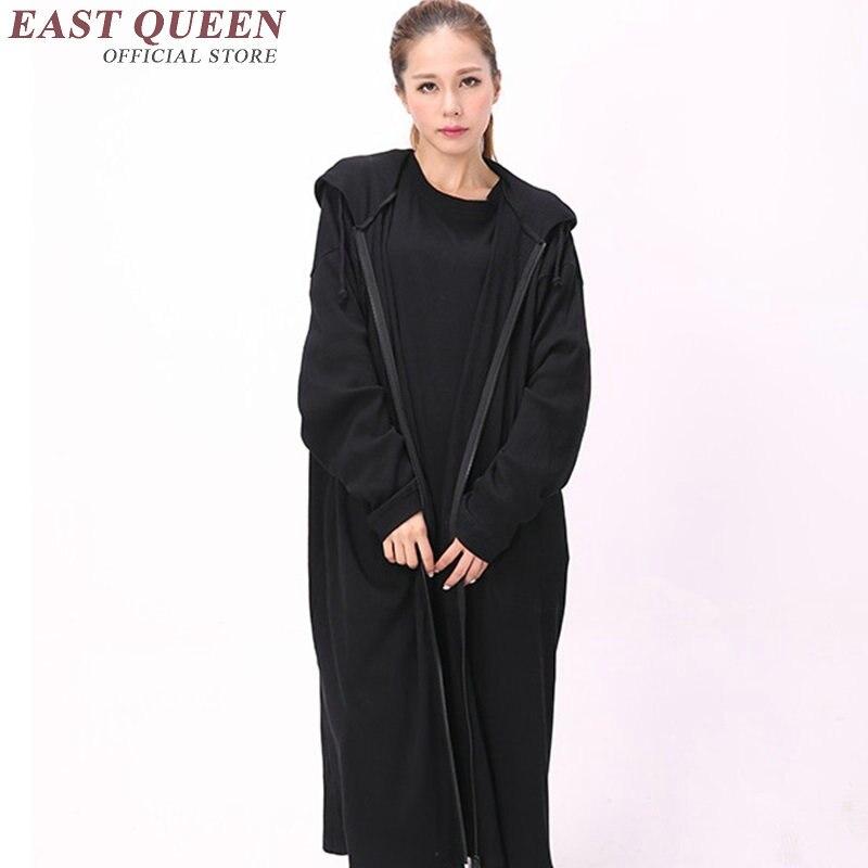 Women trenchcoat women   trench   coat 2018 women long coat autumn   trench   coat KK1836 H