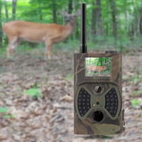 Suntek HC300M Scouting Hunting Camera 12MP HD 940NM Infrared Wildlife Night Vision IR Trail Camera