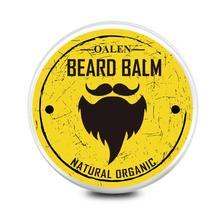 BellyLady Natural Organic Beard Balm Moisturizing Smoothing Moustache Wax for Dashing Gentlemen