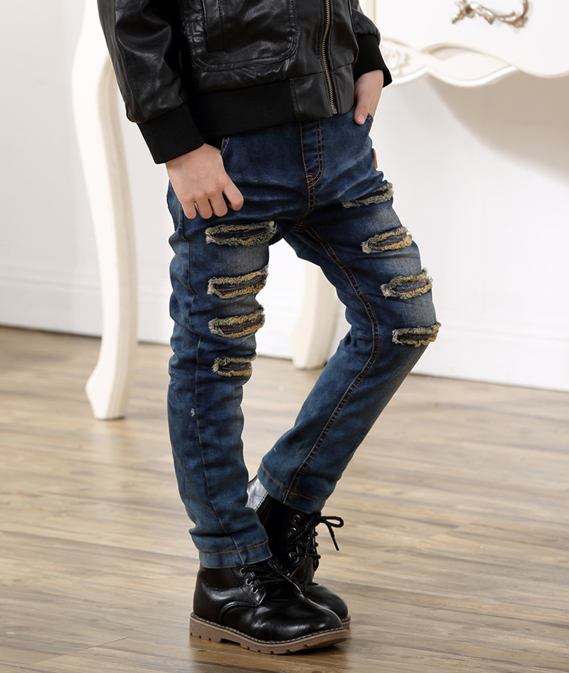 Online Buy Wholesale boys ripped jeans from China boys ripped ...