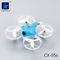 Cheerson TINY CX 95S CX95S DIY mini through the machine 80mm FPV Racing Quadcopter BNF Based On F3 Flight Controller