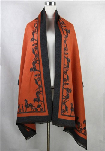 Horse Trim Reversible Cape | Ponchos and Capes | Up to 60% Off Now