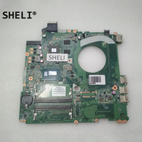 SHELI For HP 15 Motherboard with i5 4210U cpu GT840M DAY11AMB6E0 766473 501 766473 001