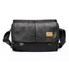 New 2016 Men Leather Laptop Bag New Travel Crossbody Bag Men Fashion Leather Briefcase Messenger Shoulder Handbag Briefcase